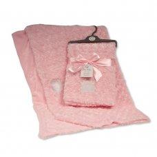 BW-112-970: Baby Pink Wrap- Princess