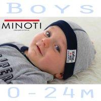 Boys 0-24 Months (Minoti)