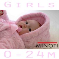 SHOW ALL Girls 0-24 Months (Minoti)