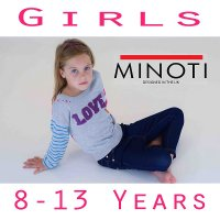 SHOW ALL 8-13 Years (Minoti)
