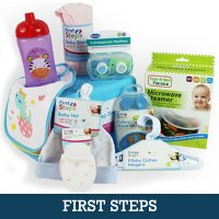 First Steps Baby Essentials