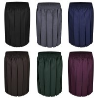 Girls School Skirts (8)