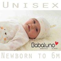 Unisex 0-6 Months (Minoti)