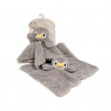 GP-25-1063: Baby Penguin Comforter