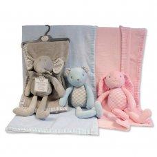 GP-25-1086: Baby Plush Toy & Blanket Set