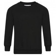 School Sweatshirts - Black