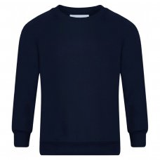 School Sweatshirts - Navy