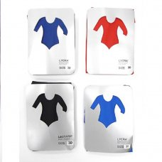 Lycra Elastane Leotards (3-16 Years) - Navy