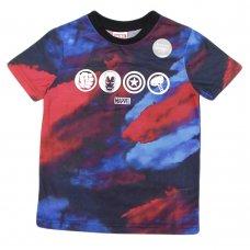 CH9: Boys Marvel T-Shirt (4-12 Years)
