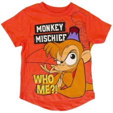 CH6: Boys Monkey Mischief T-Shirt (1-6 Years)