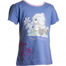 2206601: Girls Fizzy Moon T-Shirt (2-6 Years)