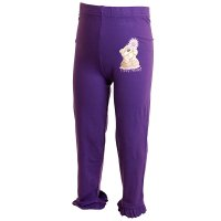 22086L: Girls Lilac Fizzy Moon Legging (2-6 Years)