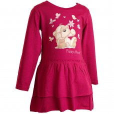 2208801: Girls Fizzy Moon Dress (2-6 Years)