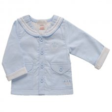 1034A: Baby Boys Classic Sailor Jacket (0-9 Months)