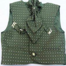 Boys 4 Piece Waistcoat Suit