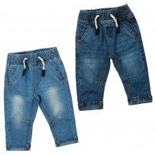 12C107: Baby Boys Denim Jeans (3-24 Months)