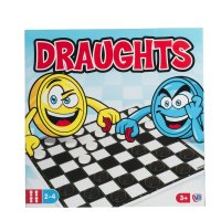 1372491: Draughts Board Game