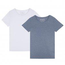 14C883: Infants Short Sleeve Thermal Top (2-6 Years)
