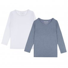 14C884: Infants Long Sleeve Thermal Top (2-6 Years)