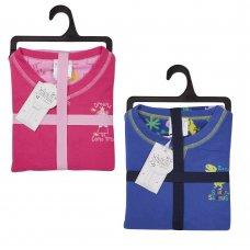 15C286: Infants Soft Handle Fleece Pyjama (2-6 Years)
