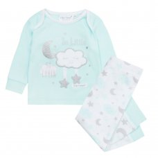 15C451: Baby Unisex Luxury 2 Piece Leisure Set (0-12 Months)