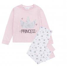 15C453: Infant Girls Princess Pyjama (2-6 Years)