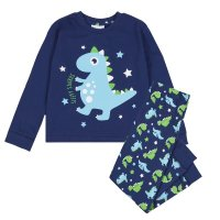 15C457: Infant Boys Dinosaur Pyjama (2-6 Years)