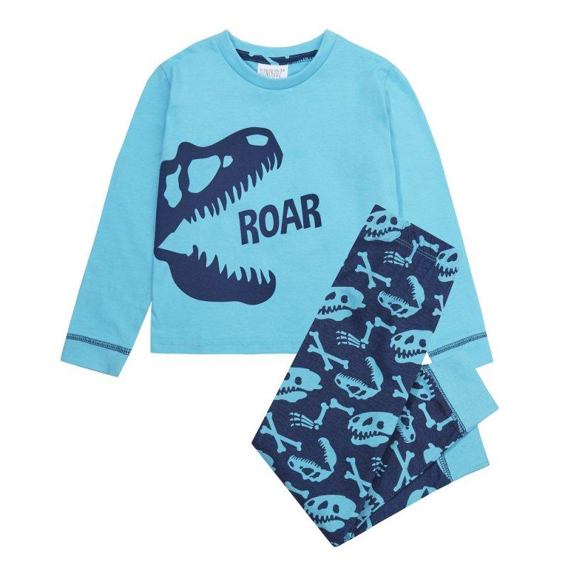 15C458: Infant Boys Dinosaur Pyjama- Roar (2-6 Years)