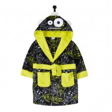 Childrens Girls Novelty Duck Dressing Gown ~ 2-6 Years Boys