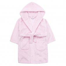 18C559: Infant Girls Sequin Slogan Dressing Gown- Nap Queen (2-6 Years)