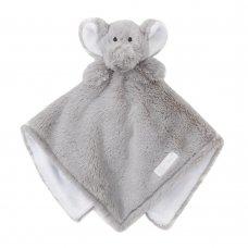 19C209: Baby Furry Elephant Comforter