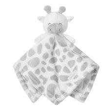 19C210: Baby Novelty Giraffe Comforter