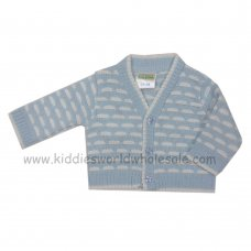 MC3017: Premature Boys Knitted Cardigan