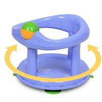 32110009: Swivel Bath Seat- Pastel Blue (6+ Months)