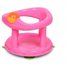 32110010: Swivel Bath Seat- Pink (6+ Months)