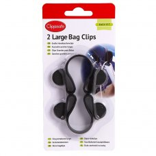 Large Bag Clips (2 pack)