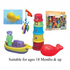 51086: Bathtime Play Set (18+ Months)