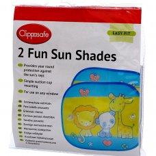 Fun Sun Shades (2 Pack)