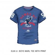 Elm 1P: Marl Tee (8-13 Years)