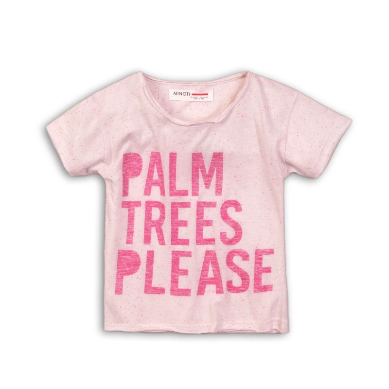Beachy 5P: Neon Nepp Slogan T-Shirt (8-13 Years)