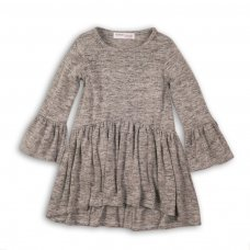 Merge 8P: Marl Jersey Dress (8-13 Years)
