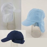 0213: Boys Legionnaire Cap (1.5-8 Years)