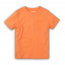 KB SLUB 12P: Coral Slub T-Shirt (8-13 Years)
