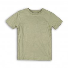 KB SLUB 13P: Khaki Slub T-Shirt (8-13 Years)