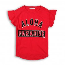 KG TEE 23P: Aloha Paradise T-Shirt (8-13 Years)
