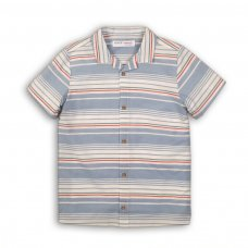 Nomad 4P: Striped Resort Shirt (8-13 Years)