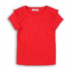 KGS TEE 7P: Raspberry Slub T-Shirt (8-13 Years)