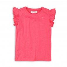 KGS VEST 10P: Pink Lemonade Slub Vest (8-13 Years)