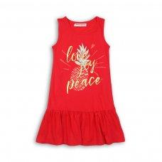 KGB DRESS 15P: Love Joy Dress (8-13 Years)