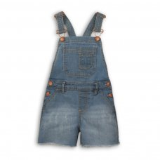 Kenya 8: Short Dungaree (9 Months-3 Years)